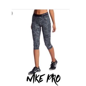 Nine Pro Capri stay cool active leggings S